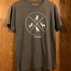 "Harry Potter ""Marauders"" licensed BoxLunch shirt"